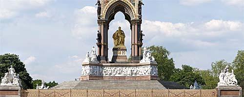 Albert Memorial de Londres