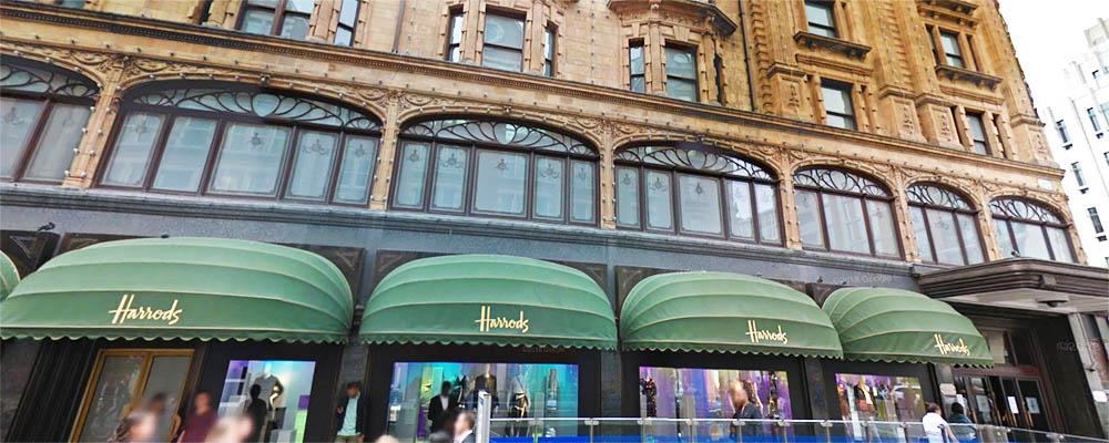 Tienda Harrods de Londres