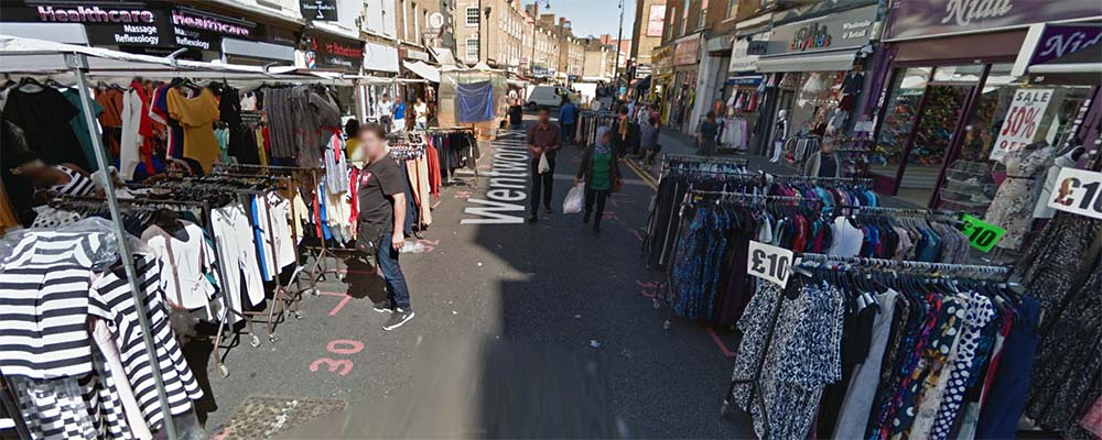 Mercado Petticoat Lane