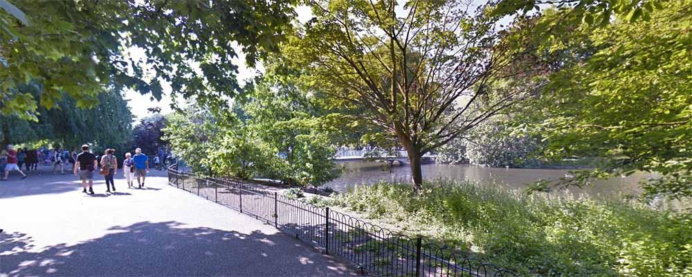 Parque St James Park