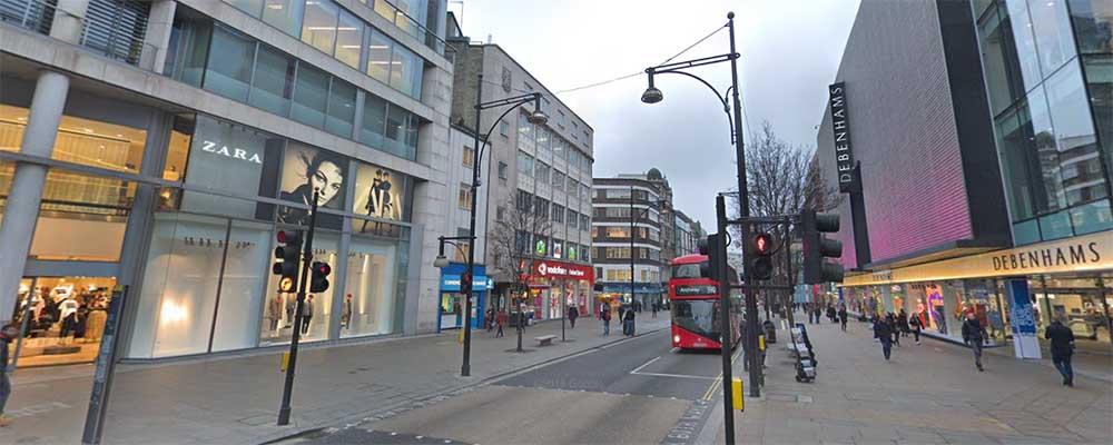 Bond Street de Londres