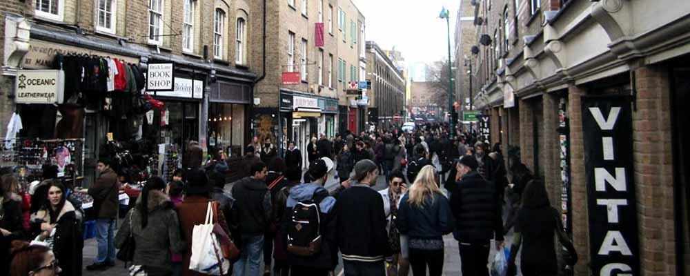 Mercado Brick Lane