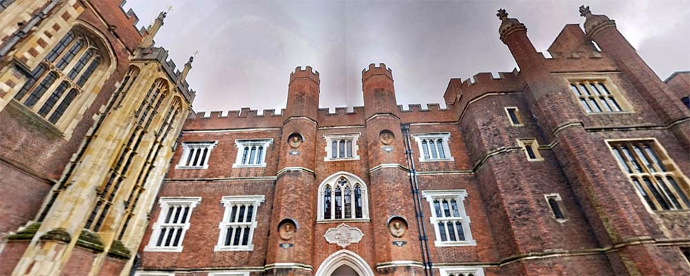 Palacio Hampton Court