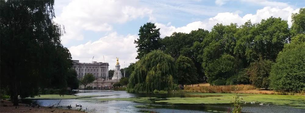 St James Park de Londres