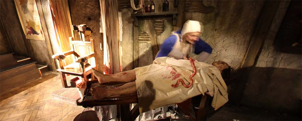 Museo London Dungeon